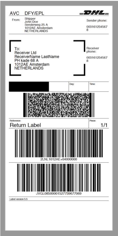 DHL Parcel API | Public DHL Parcel API documentation